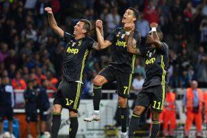 Juventus coach Massimiliano Allegri backs goal-shy Cristiano Ronaldo