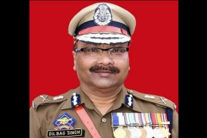 SP Vaid unceremoniously shunted, Dilbag appointed J-K DGP