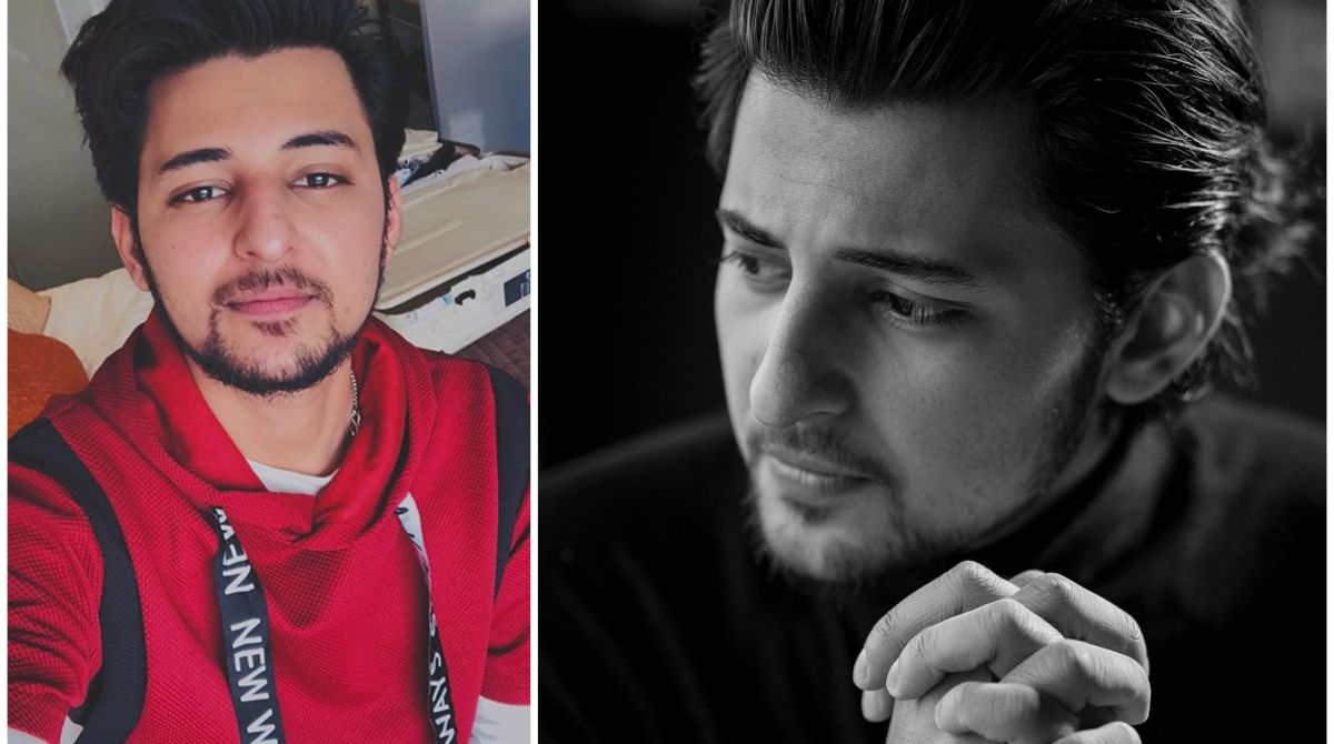 I would love to collaborate with Alan Walker: Darshan Raval