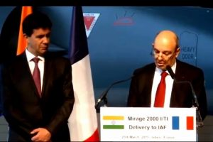 Congress presents 2015 video of Dassault chief's comment on agreement with HAL