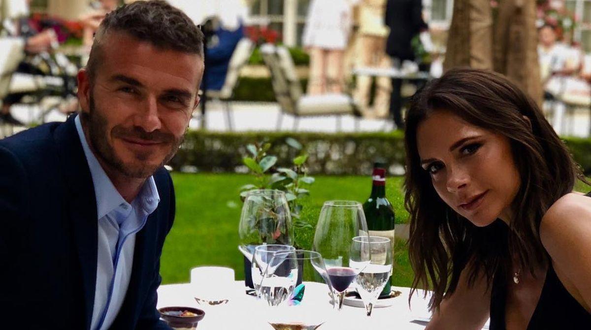 Victoria Beckham tells kids: David Beckham isn't a cheat
