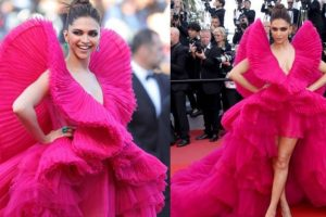 Deepika Padukone goes retro for latest Elle cover