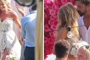Denise Richards marries Aaron Phypers
