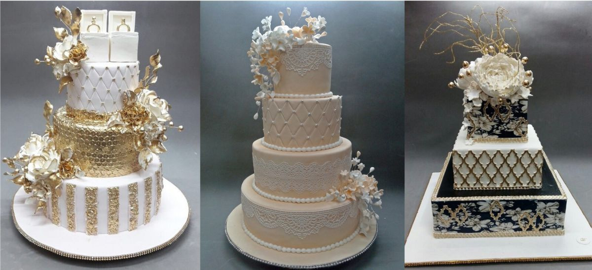 Designer cakes: The new must-haves at Indian weddings