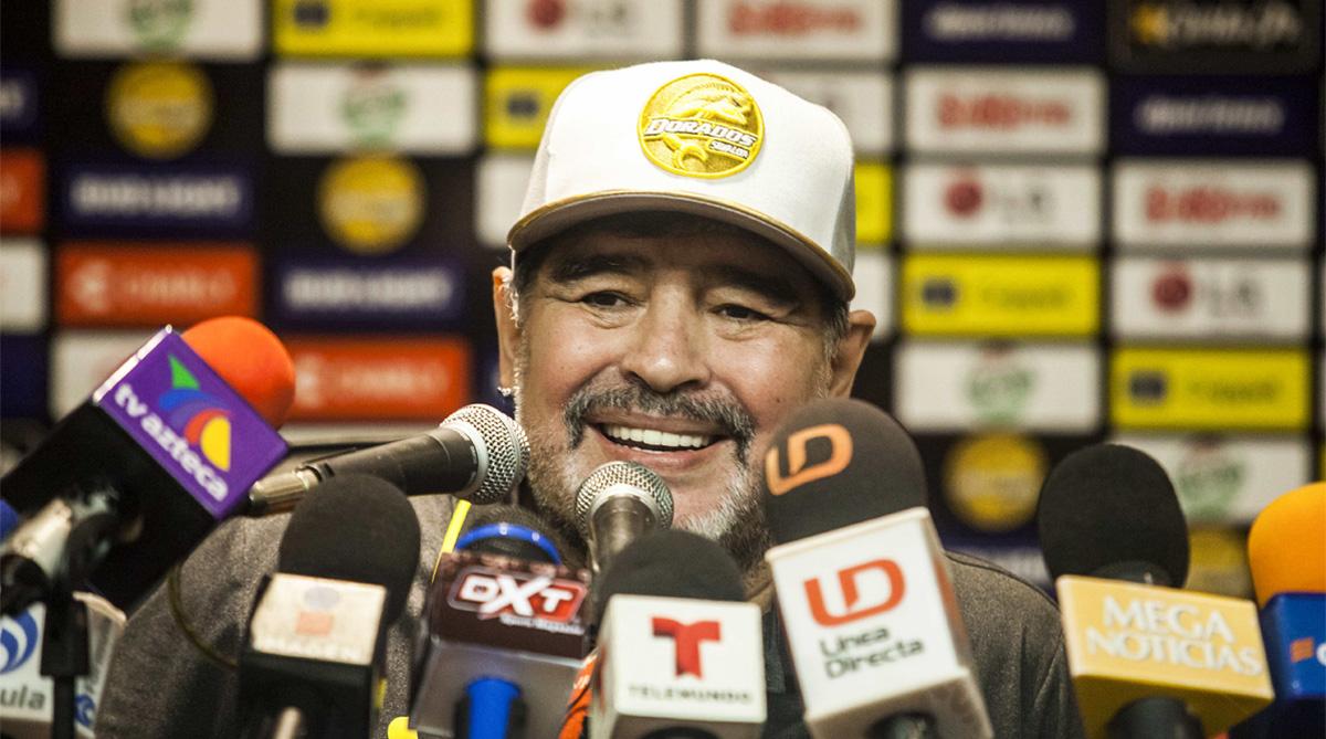 Diego Maradona, Argentina Football, 2018 FIFA World Cup, FIFA World Cup 2018, Mexico Football, Dorados of Sinaloa, Cafetaleros, Sinaloa