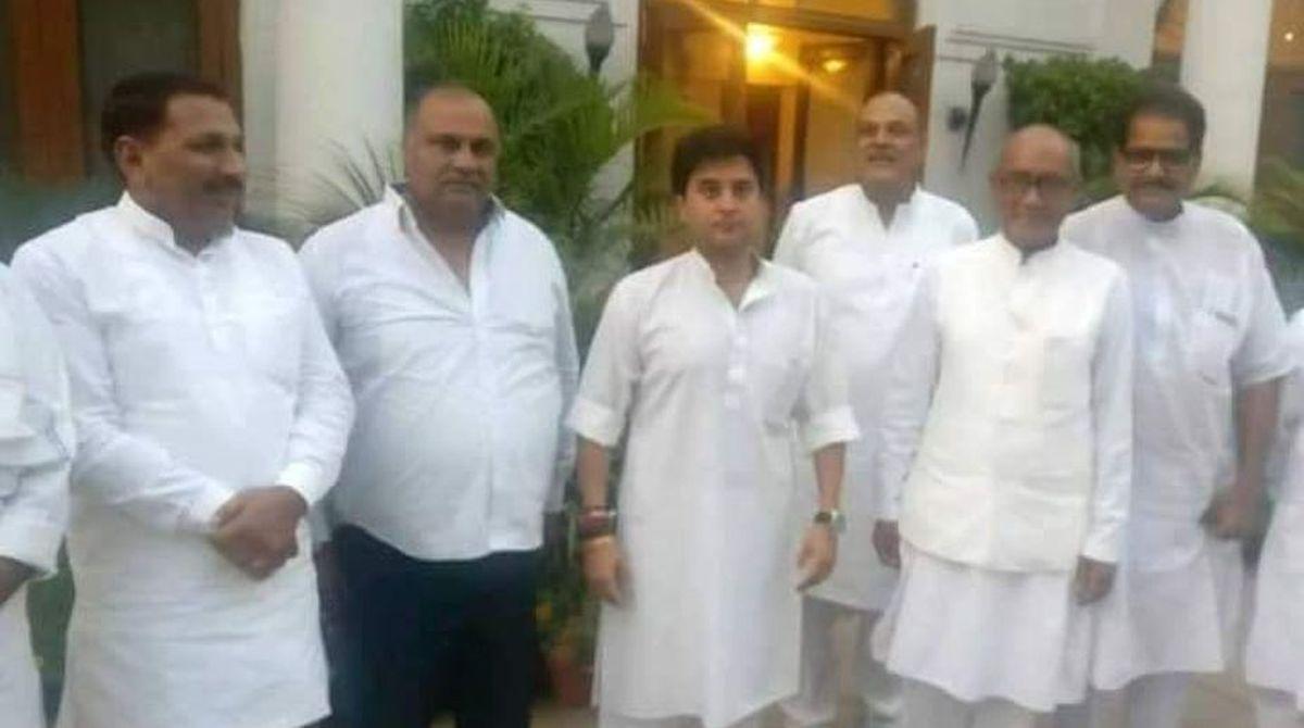 Vyapam case, Digvijay Singh, Kamal Nath, Jyotiraditya Scindia, Congress, BJP, MP Vyapam case