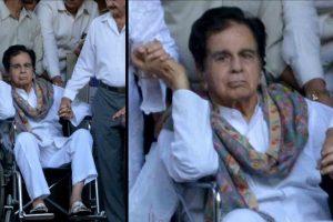 Dilip Kumar unwell, admitted to Lilavati hospital in Mumbai