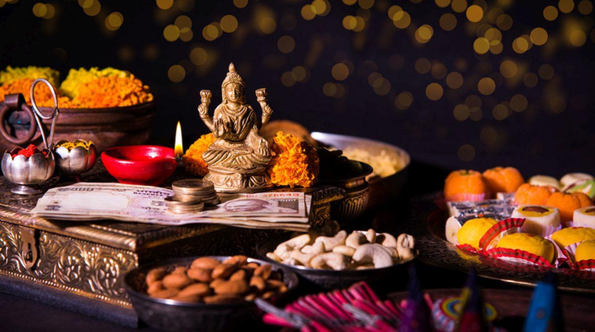 Diwali, Deepawali, Goddess Laxmi