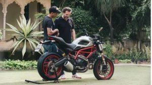 Ducati Monster 797 Reimagined By Rajputana Customs