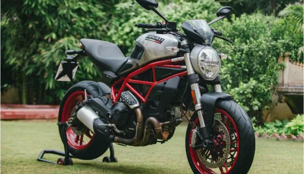 Ducati Monster 797 Reimagined By Rajputana Customs