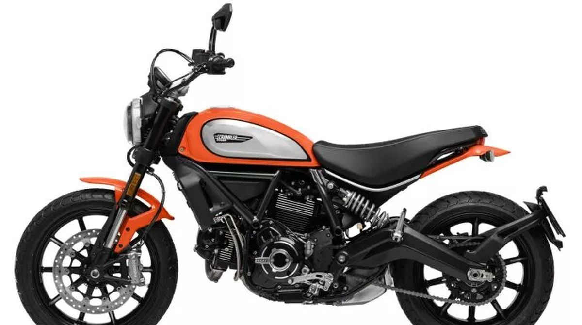 2019 ducati scrambler 800 launched with electronic updates. Black Bedroom Furniture Sets. Home Design Ideas