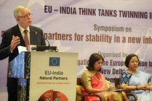 India reiterates call for taking forward FTA talks with EU