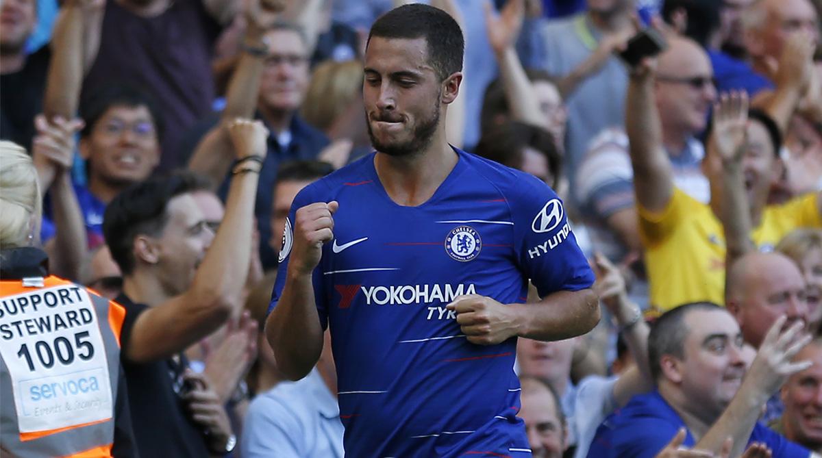 Eden Hazard, Chelsea F.C, Premier League, Chelsea Transfer News, Chelsea News, Maurizio Sarri, Eden Hazard Transfer, Real Madrid C.F., Real Madrid Transfer News