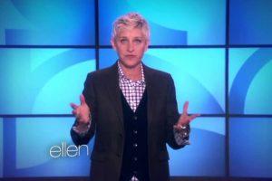 Ellen DeGeneres scares 'Modern Family' cast