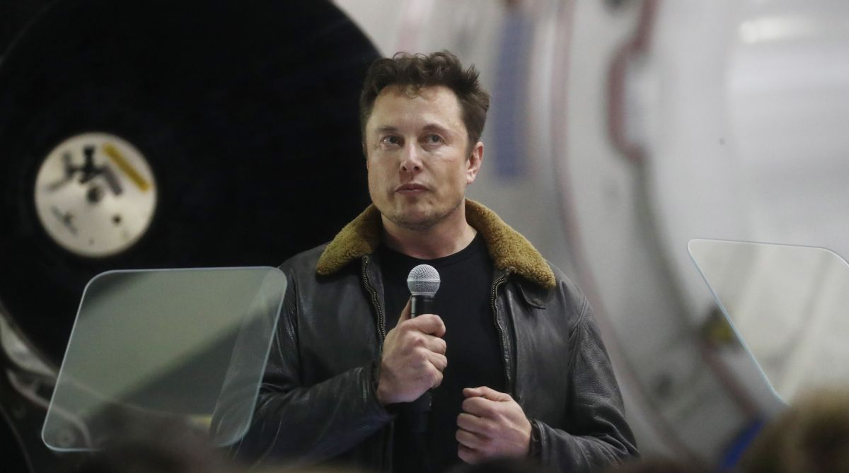 Elon Musk, Thai cave rescue