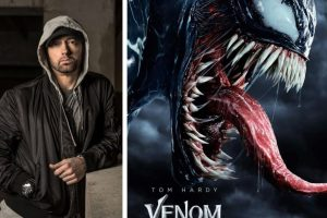 Eminem raps about Mahatma Gandhi and India in Venom's title track