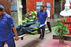 Kolkata: Mutilated body recovered from room adjacent to FB office