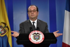 Jean-Baptiste Lemoyne is not contradicting Francois Hollande: French journalist