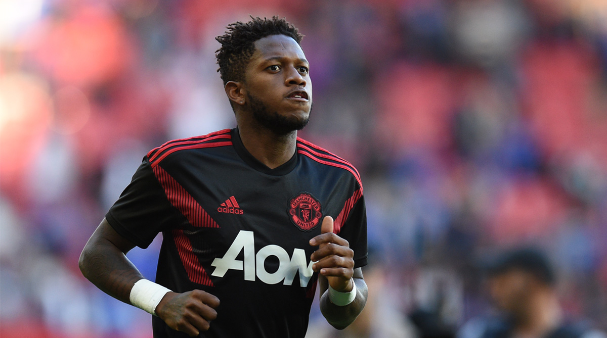 Fred, Manchester United F.C., Premier League, Brazil Football, Manchester United News