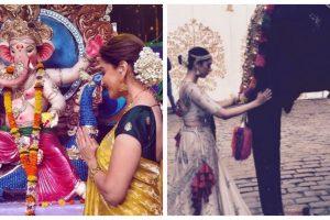 Ganesh Chaturthi2018:Bollywood celebs chant Ganpati Bappa Morya