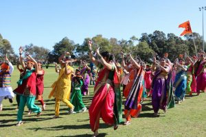 Indian immigrants in Sydney: Identity and community in action