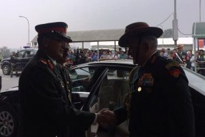 General Purna Thapa is new chief of Nepal Army