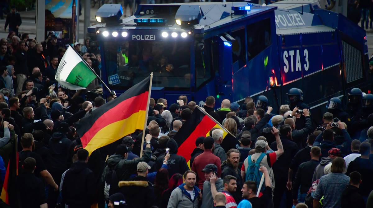 Rampage of the Right in Germany