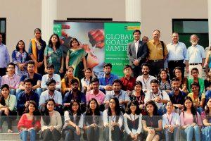 Global Goals Jam 2.0: World University of Design holds Global Design Thinking Event