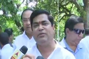 Goa Congress approaches Governor Mridula Sinha to stake claim to form government