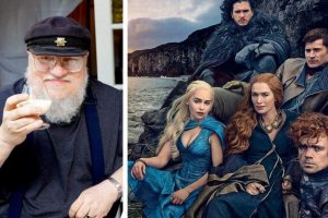 Here's how writer George R R Martin's Game of Thrones would have looked