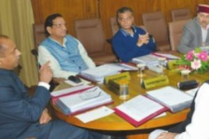 Himachal Cabinet reviews rescue ops, losses caused by rains