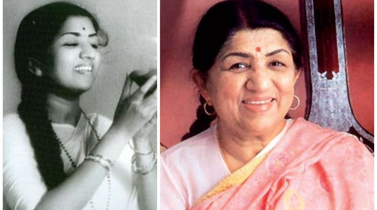 Happy birthday Lata Mangeshkar The icon turns 89 today