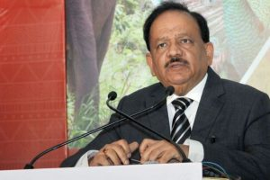 India making all efforts to combat climate change, Harsh Vardhan on IPCC report
