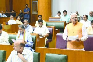 Haryana Assembly pays tributes to Vajpayee, others