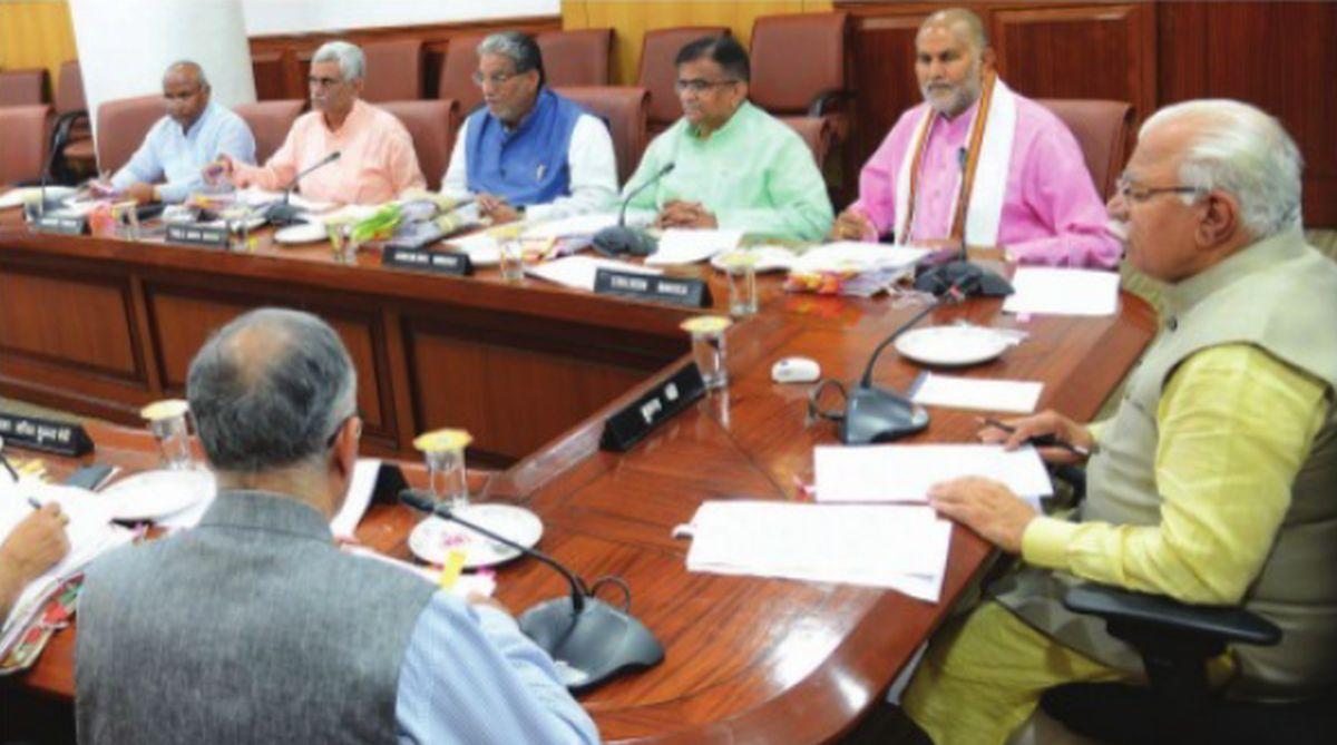 Haryana Cabinet, Manohar Lal Khattar, Acid Attack Victims Scheme, District Social Welfare Officer, International Solar Allianc