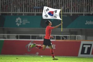 Asian Games 2018: Ecstatic Son Heung-min avoids military service with gold medal