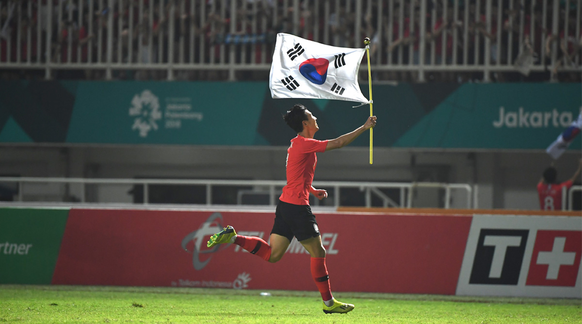 Heung-min Son, Tottenham Hotspur F.C., South Korea, South Korea Football, Asian Games, Asian Games 2018, South Korea vs Japan, Military Service