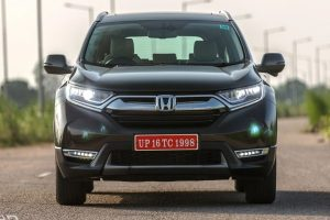 Confirmed: 2018 Honda CR-V launch on Oct 9; 7 seats with diesel only