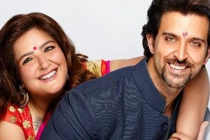 Hrithik Roshan uses a different Cologne for each of his characters: Sunaina Roshan