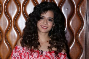I have fallen in love with Mumbai confesses Girl in the City star Mithila Palkar