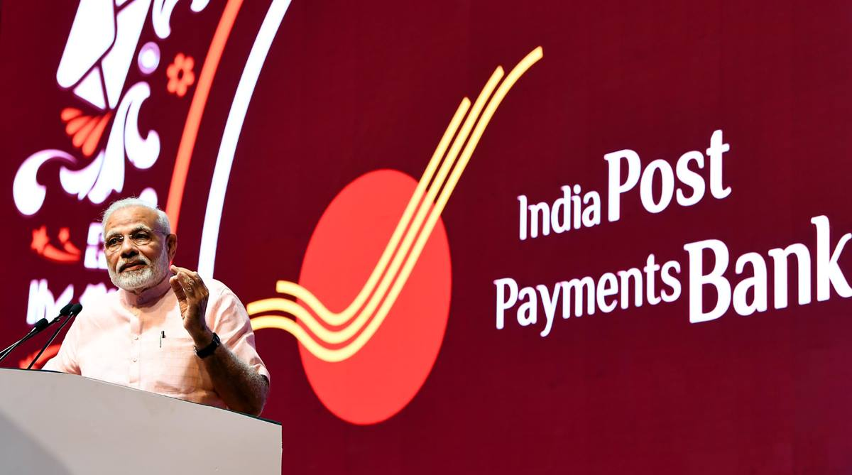 India Post Payments Bank, IPPB