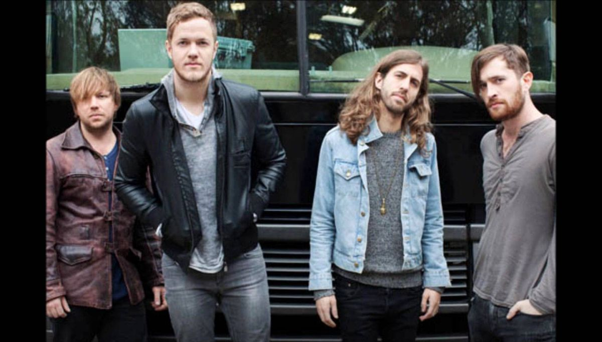 Imagine Dragons write, record song for 'Ralph Breaks…'