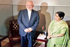 India, Iran discuss oil imports, Chabahar Port ahead of US sanctions