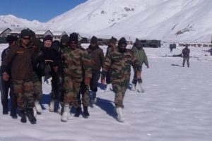 Army teams rescue more than 240 tourists stranded due to snow