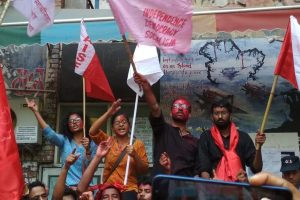JNUSU election 2018 results: United Left sweeps all four posts