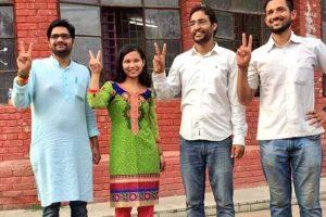 JNUSU election 2018: Polling underway for 4 crucial posts