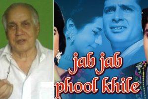 'Jab Jab Phool Khile' writer passes away