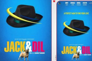 Jack and Dil | Teaser poster of Amit Sadh, Arbaaz Khan, Sonal Chauhan starrer released