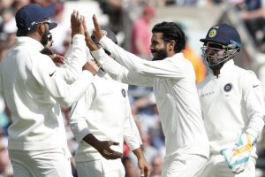 Fifth Test: England 68/1 at lunch vs India