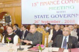 Himachal seeks Rs 800 cr a year under SDRF